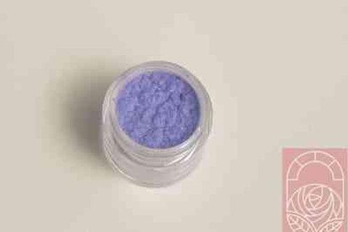 Ворсовая пудра (пыльца) фиолетовая