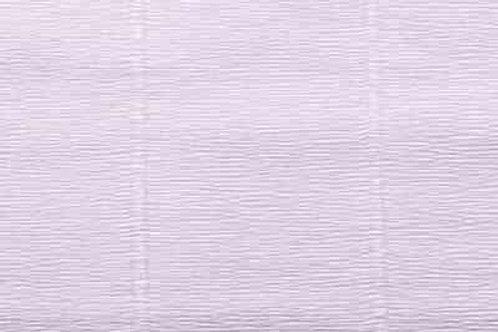 592 Бумага гофрированная светло-сиреневая 180 гр