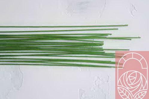 Проволока флористическая зеленая 1,3 мм