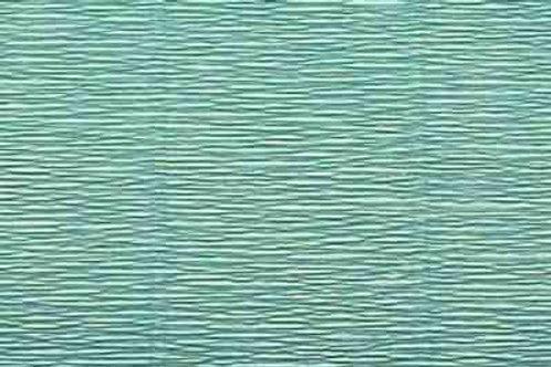 17Е3 Бумага гофрированная нежно-голубая 180 гр