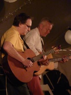 Al & Tommy on Stage 2014-08-02.jpg