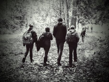Grade 6/7 Visit to Summit Creek Park