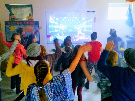 Just Dance...for DPA!
