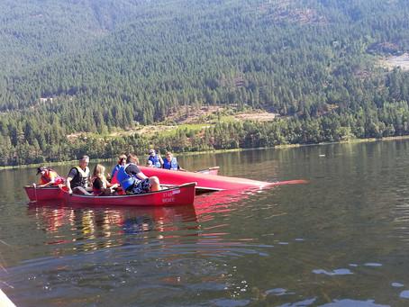 Intermediate's Paddle Adventure