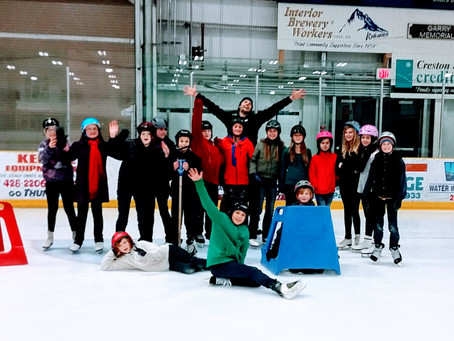 Ice Skating with the Kindies!