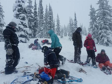Survival Day at the Kootenay Pass