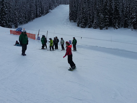 Alpine Sports Day!