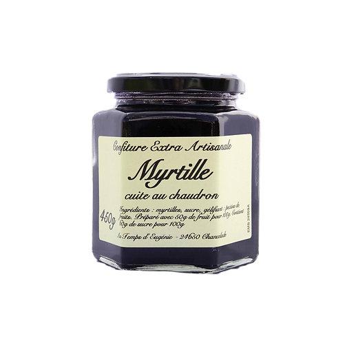 CONFITURE MYRTILLE - 450g