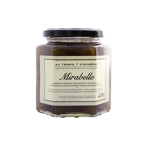 CONFITURE MIRABELLE - 450g