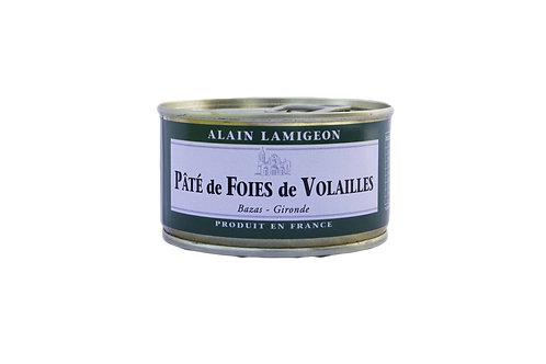 PÂTÉ DE FOIES DE VOLAILLES