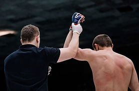 Boxing Match Winner