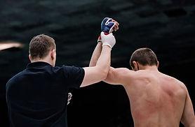 Vainqueur match de boxe