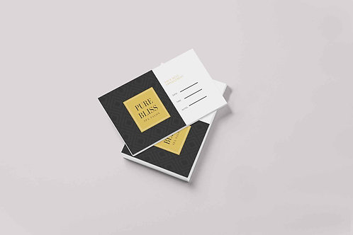 Appointment Cards Design Service