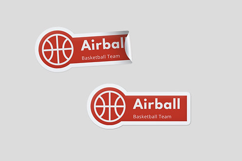 LASER CUT STICKERS DESIGN SERVICE
