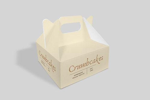 CAKE CARRY BOXES