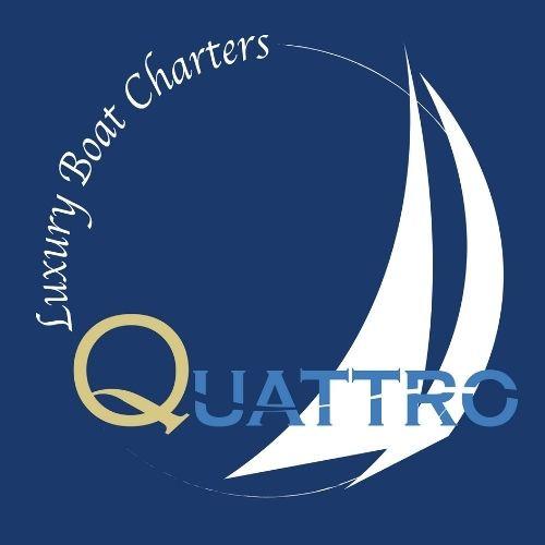 Quattro St Lucia Chartering Logo