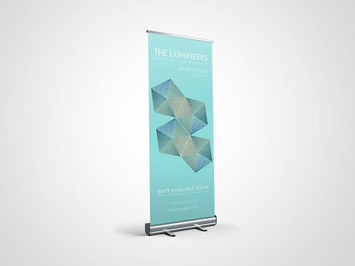 ROLLER BANNER DESIGN AND PRINTING