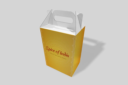 TAKEAWAY CARRY BOXES
