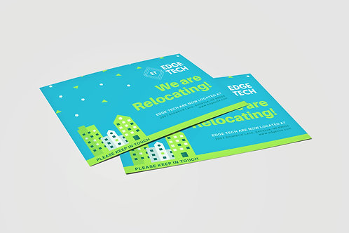 MOVING CARDS DESIGN SERVICE