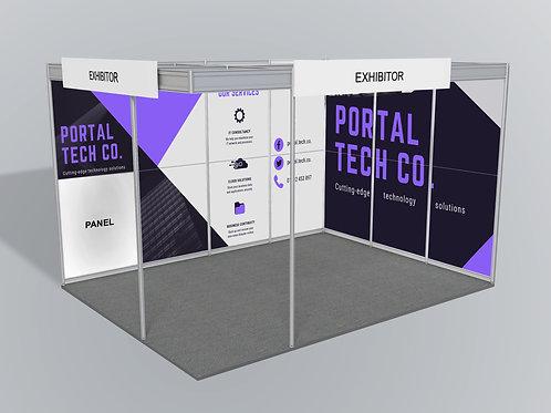 Exhibitions Stands & Displays Design Service