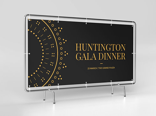 FENCE BANNERS DESIGN