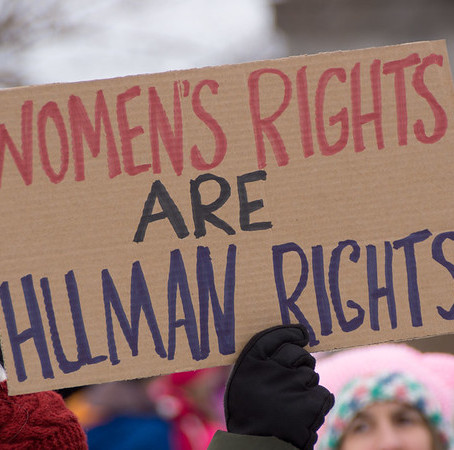 It's not enough: women's rights in the US