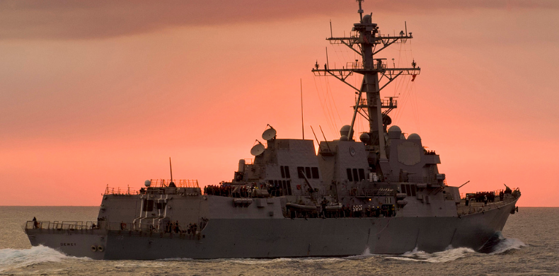 Image Credit: U.S. Pacific Fleet (Flickr: Creative Commons)