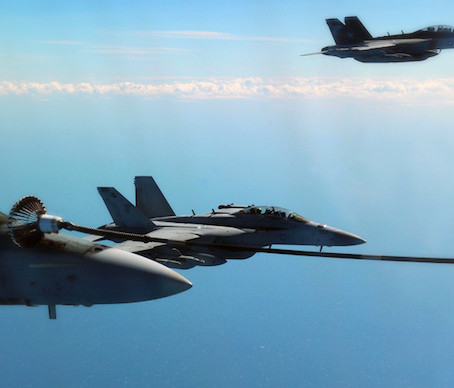 A Legal Grey Area: Understanding Australia's Eagerness to Support the US in Syria