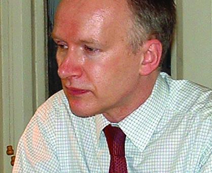 Career Spotlight: Dr Tim Huxley