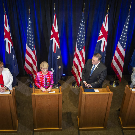 ANZUS, Gender and the Next Generation: Who Gets To Talk About the US-Australia Alliance
