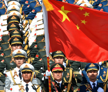 A Case of Contradictions – Separating Fact from Fiction in China's Victory Day Parade
