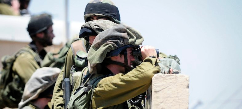 Image Credit: Israel Defence Force (Wikimedia: Creative Commons)