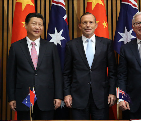A Free Lunch? Examining the China Australia Free Trade Agreement