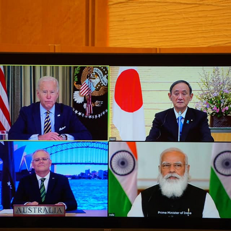 The Quad and its limits in the US' Indo-Pacific strategy