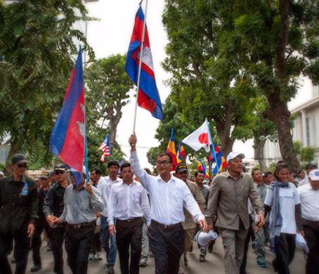 Myanmar's Ripple Effect Brings Return of ʻLawfare' to Cambodia