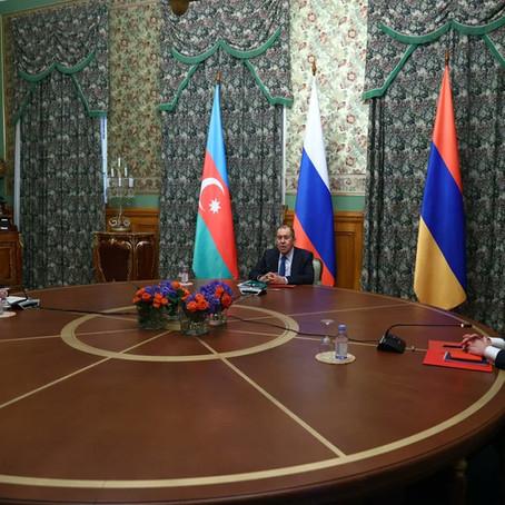 Russia's Caucasia Occupation
