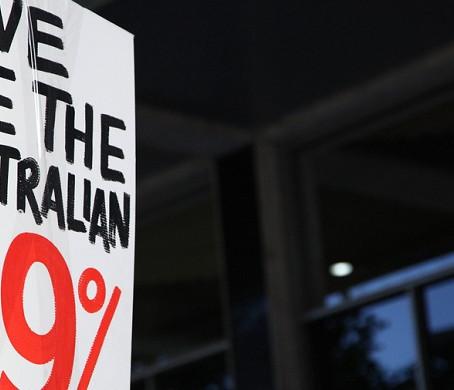 The Equity Revolution within Economics and Australia's Cognitive Dissonance