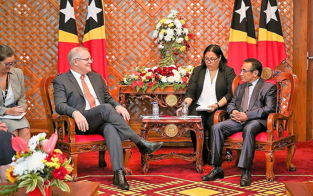 Image Credit: Office of the President of the Democratic Republic of Timor-Leste