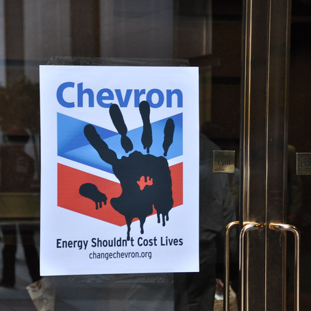 Big Oil's Last Stand: How Fossil Fuel Companies Grasp for Relevance in the Global Energy Transition