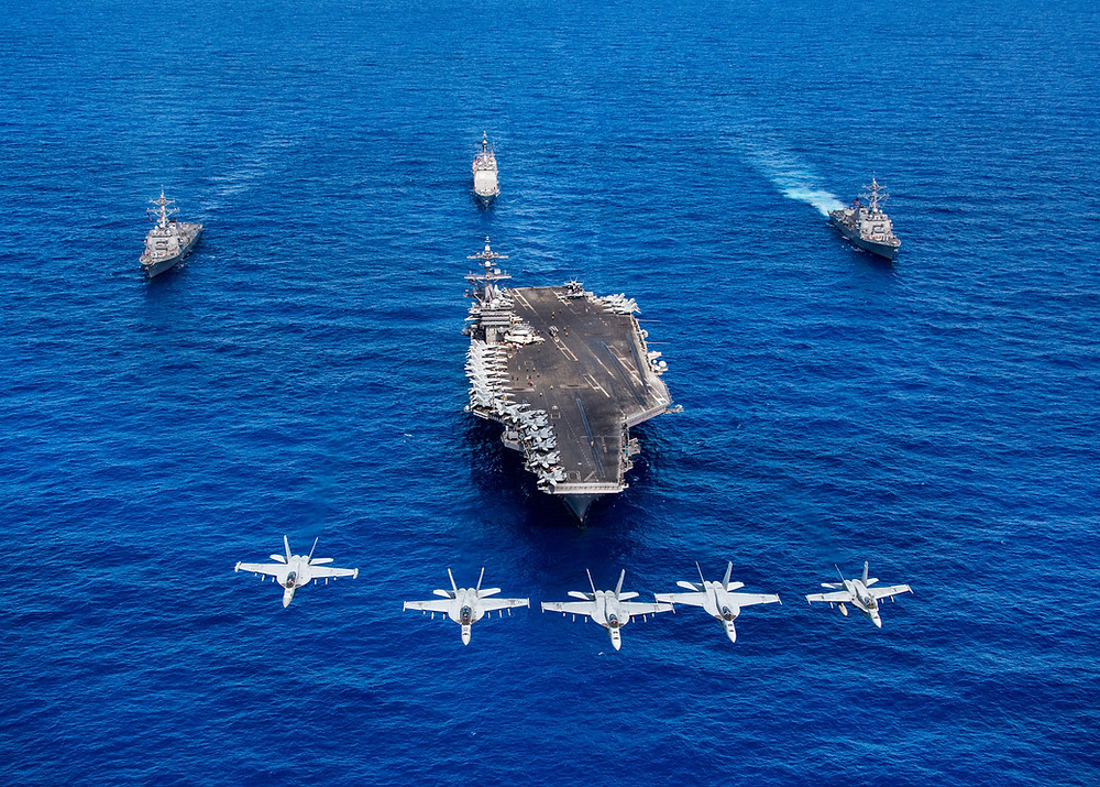 Image Credit: U.S. Indo-Pacific Command