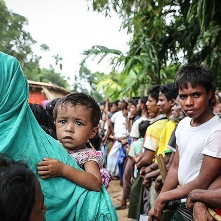 Beyond Rohingya: Myanmar's Expanding War Crimes
