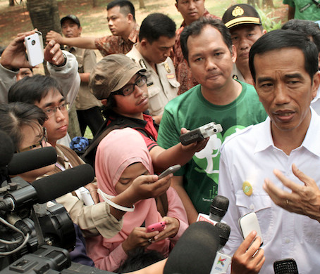 Indonesia's 'Maritime Fulcrum' – Foreign Policy Restructuring Under Jokowi