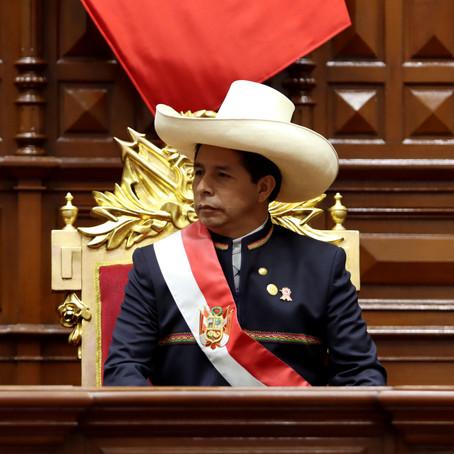 Part 2 of Peru's Election Coverage: Who is Pedro Castillo?