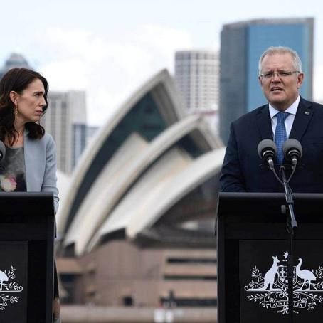 The Kangaroo and the Kiwi: Growing Divergence between Cross-Tasman Allies
