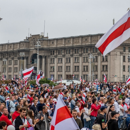 The international implications of Belarus' national protests