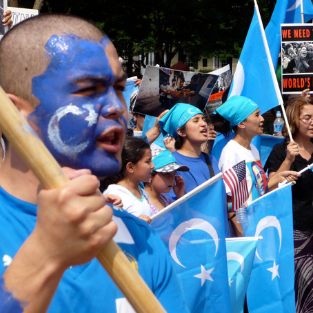Past, present and future: Australia's political response to the Xinjiang internment camps