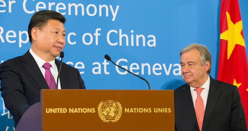 Image credit: UN Geneva (Flickr: Creative Commons)