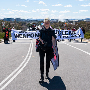 Career Spotlight: Gem Romuld, Australian Director, International Campaign to Abolish Nuclear Weapons