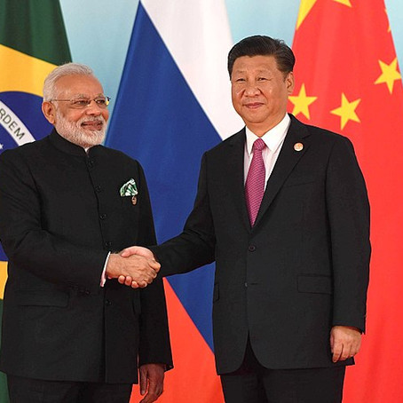 Aggression or Pre-emption? The Name of Xi's Sino-Indian Game