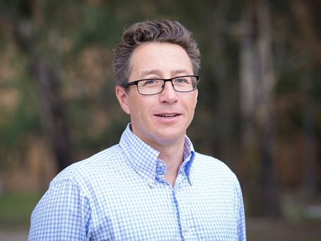 Career Spotlight: Professor Nick Bisley